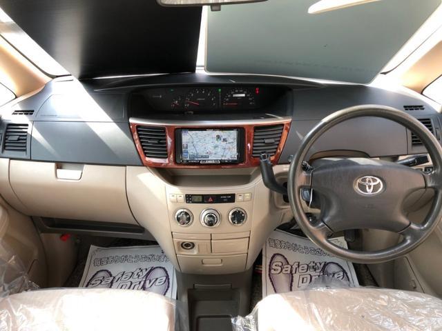 トヨタ ノア X Vセレクション ナビ ETC オートエアコン