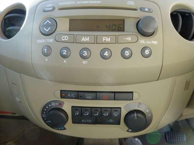 ダイハツ エッセ X キーレス CD Wエアバッグ オートエアコン