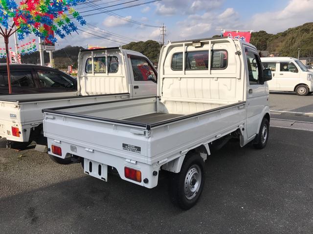 KCエアコン・パワステ 4WD AC MT 軽トラック(6枚目)