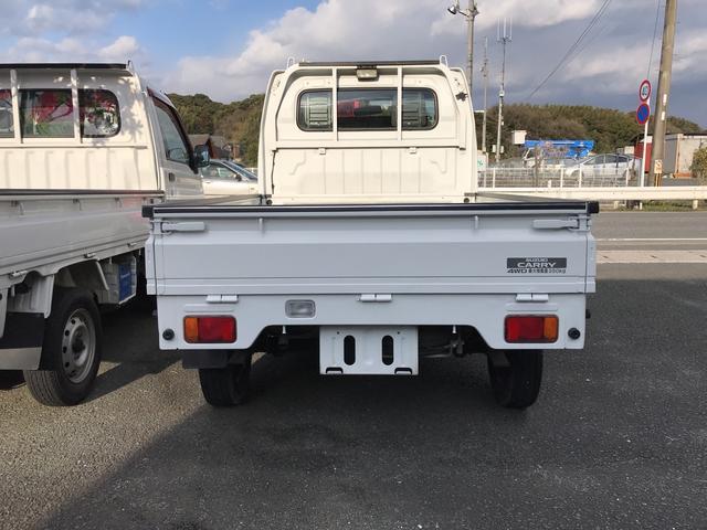 KCエアコン・パワステ 4WD AC MT 軽トラック(7枚目)