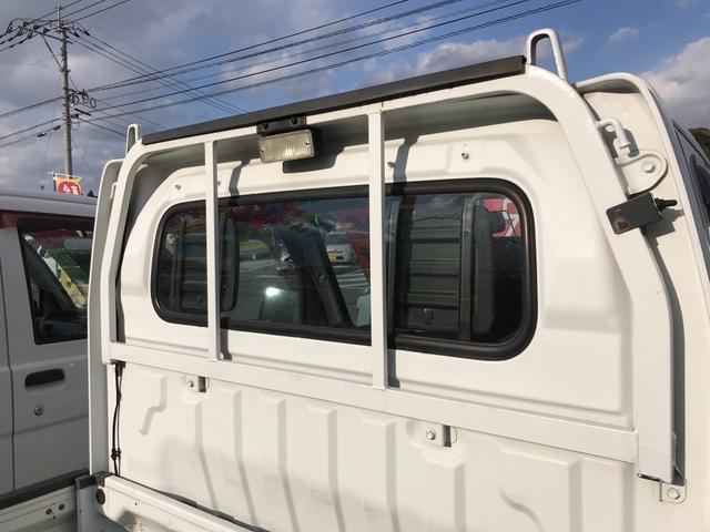 KCエアコン・パワステ 4WD AC MT 軽トラック(9枚目)