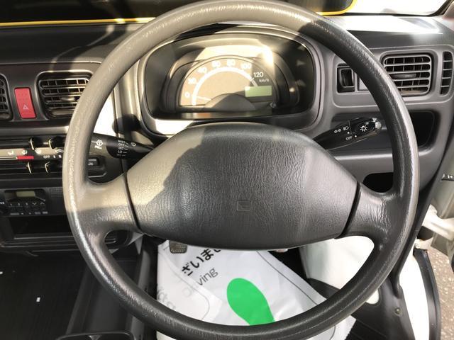 KCエアコン・パワステ 4WD AC MT 軽トラック(18枚目)