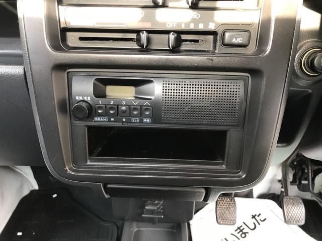 KCエアコン・パワステ 4WD AC MT 軽トラック(20枚目)