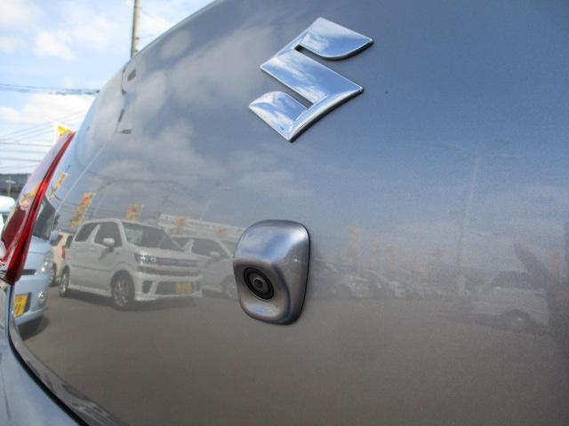 後方が見える【バックアイカメラ】★車幅や距離のガイド表示で、バックも怖くありません!