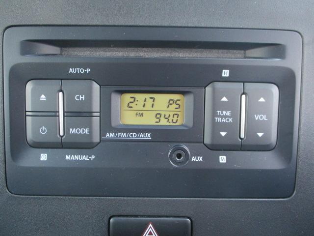 使いやすさにこだわったCDプレーヤー[AM/FMラジオ付]★ナビ変更などお気軽にお申し付けください。