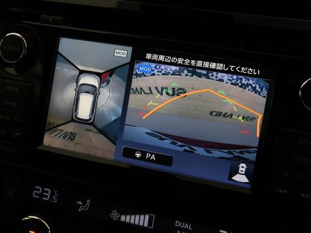アラウンドビューモニター付き!!車を上から見ているような感覚☆車庫入れの際に安心できますよね♪