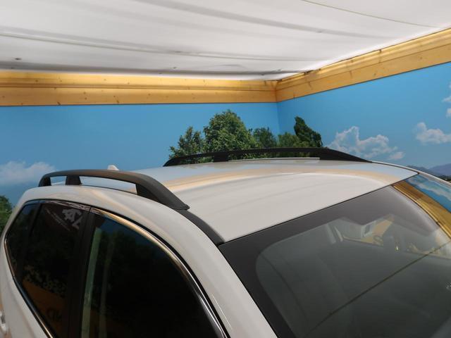 プレミアム 登録済未使用車 衝突被害軽減装置 LEDヘッド レーダークルーズ シートヒーター純正18インチアルミホイール アイドリングストップ クリアランスソナー ルーフレール パワーシート ハーフレザー(22枚目)