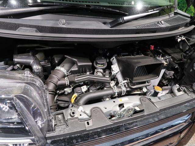 カスタムRS ターボ 届出済未使用車 スマートアシスト 両側電動スライドドア LEDヘッドライト 純正15インチAW ハーフレザーシート オートエアコン オートライト(27枚目)