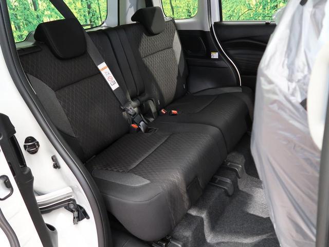ハイブリッドMV 登録済未使用車 両側電動スライドドア LEDヘッド 衝突軽減装置 踏み間違い防止アシスト レーダークルーズ クリアランスソナー 純正15インチAW 前席シートヒーター レーンアシスト オートエアコン(12枚目)