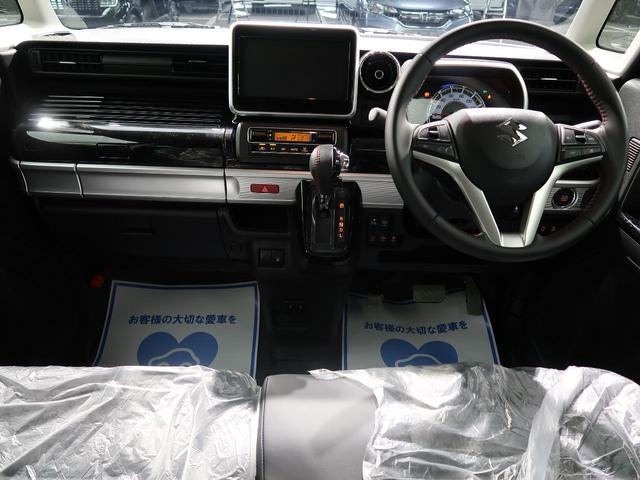 ハイブリッドXS 届出済未使用車 両側電動スライドドア デュアルカメラブレーキ クリアランスソナー レーダークルーズ LEDヘッド&LEDフォグ オートエアコン 運転席シートヒーター アイドリングストップ(5枚目)