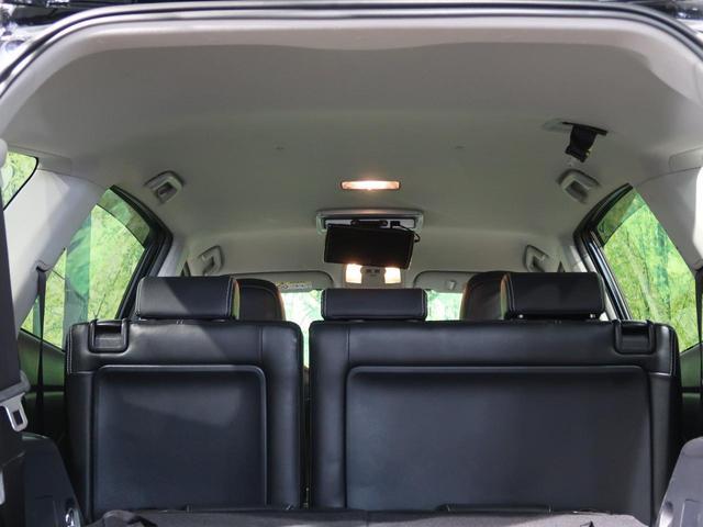 Sツーリングセレクション・G's 9型BIG-X フリップダウンモニター 7人乗り LEDヘッドライト 純正18インチAW ハーフレザーシート フルセグ バックカメラ スマートキー プッシュスタート(27枚目)