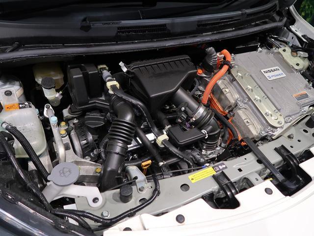 e-パワー X SDナビ 禁煙車 衝突軽減被害装置 レーンアシスト バックカメラ オートライト オートエアコン ETC スマートキー 14AW(15枚目)