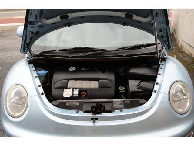 フォルクスワーゲン VW ニュービートル ベースグレード 18AWローダウン