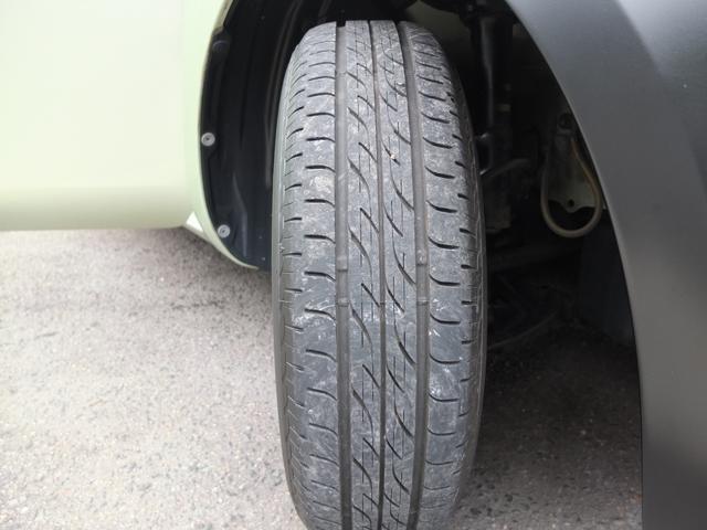 タイヤは4本共にブリジストン製ネクストリー!!残溝は約8分御座います。