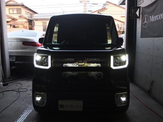 GターボSAII TEIN車高調 WORK16AW 両側電動開閉スライドドア装備車 ワンオーナー禁煙車(11枚目)