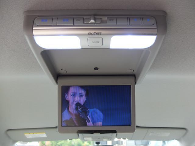 スパーダS HDDナビ スマートスタイルED ワンオーナー禁煙車 本革調シートカバー フリップダウンモニター 両側電動スライドドア キセノンヘッドライト LEDフォグライト(18枚目)