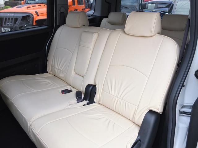 スパーダS HDDナビ スマートスタイルED ワンオーナー禁煙車 本革調シートカバー フリップダウンモニター 両側電動スライドドア キセノンヘッドライト LEDフォグライト(20枚目)