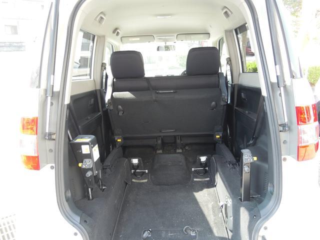 G 福祉車輌 車椅子1台 禁煙車 HDDナビ ETC(14枚目)