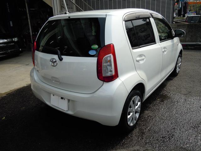 「トヨタ」「パッソ」「コンパクトカー」「長崎県」の中古車6