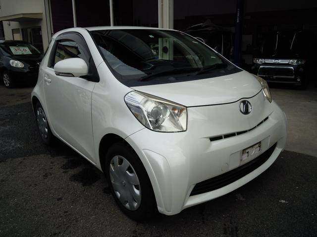 「トヨタ」「iQ」「コンパクトカー」「長崎県」の中古車2