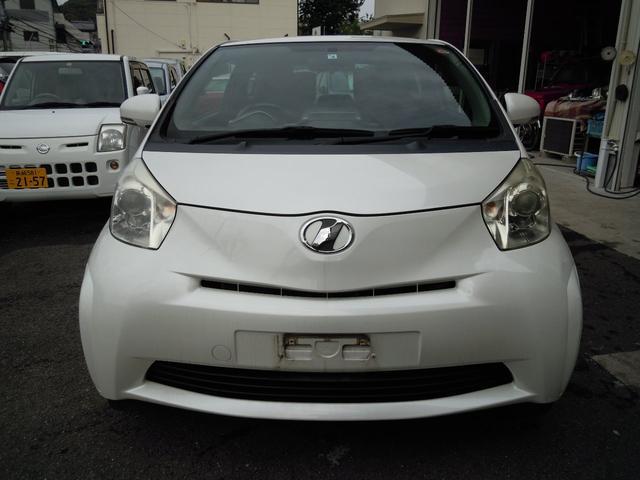 「トヨタ」「iQ」「コンパクトカー」「長崎県」の中古車3