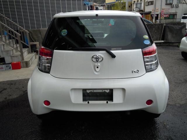 「トヨタ」「iQ」「コンパクトカー」「長崎県」の中古車6