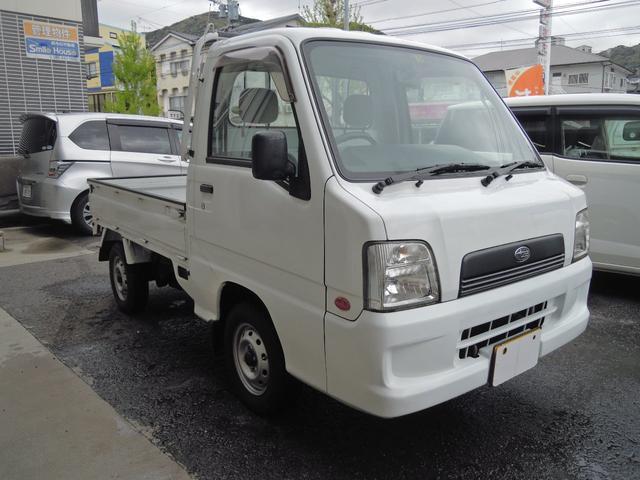 「スバル」「サンバートラック」「トラック」「長崎県」の中古車3