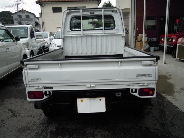 「スバル」「サンバートラック」「トラック」「長崎県」の中古車5