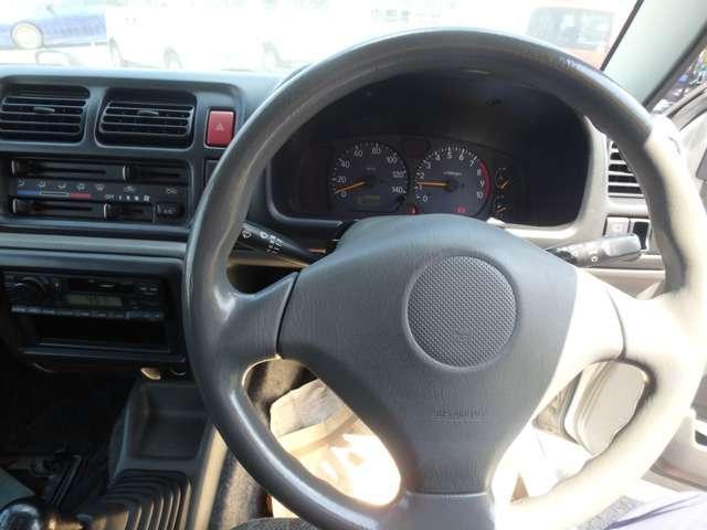 XL 5速MT 4WD ターボ キーレス エアコン パワステ(7枚目)