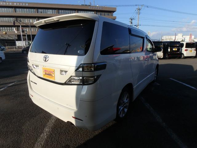 「トヨタ」「ヴェルファイア」「ミニバン・ワンボックス」「長崎県」の中古車5