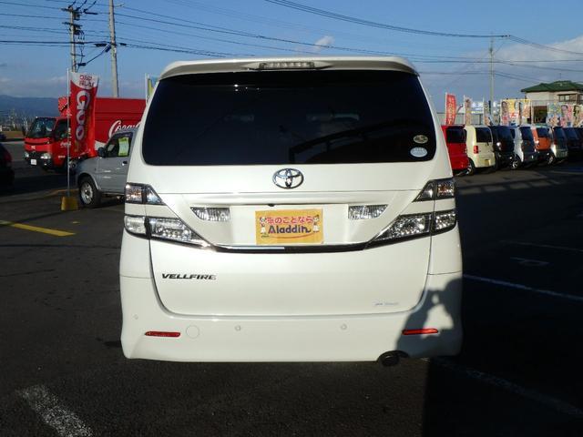 「トヨタ」「ヴェルファイア」「ミニバン・ワンボックス」「長崎県」の中古車6