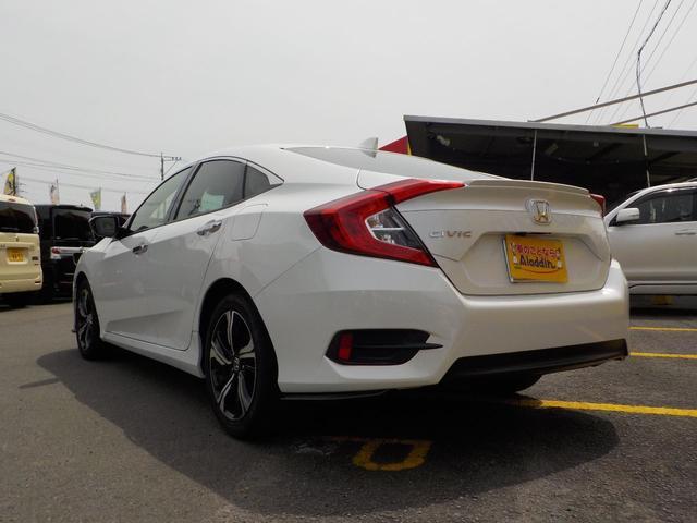 「ホンダ」「シビック」「セダン」「長崎県」の中古車6