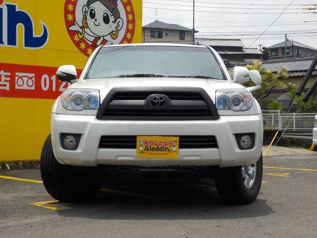 「トヨタ」「ハイラックスサーフ」「SUV・クロカン」「長崎県」の中古車2