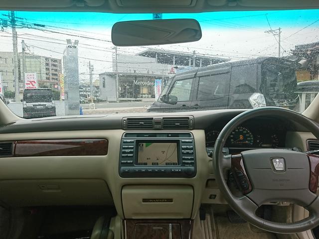 4.0Cタイプi-Four 純正本革・マルチ 寒冷地仕様車(15枚目)
