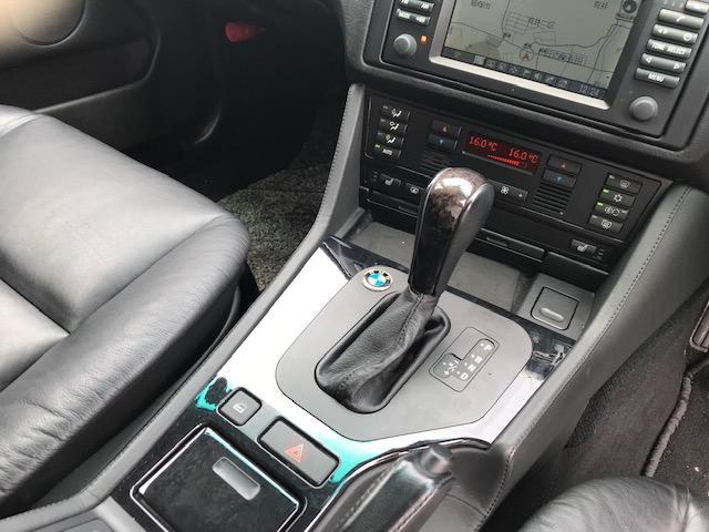 530i 黒革 SR キーレス 車検令和03年4月(11枚目)