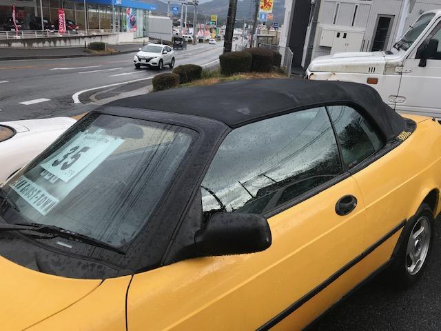 「サーブ」「9-3シリーズ」「オープンカー」「福岡県」の中古車8