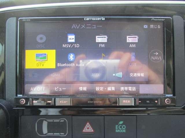 20G ワンオーナー HDDナビ フルセグTV ETC(10枚目)