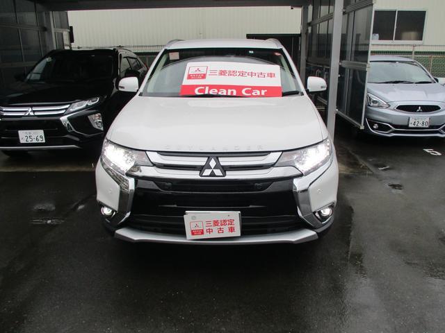 「三菱」「アウトランダー」「SUV・クロカン」「福岡県」の中古車4