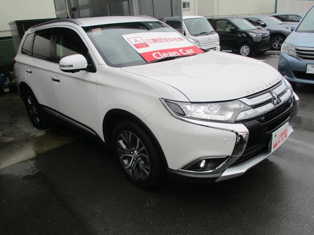 「三菱」「アウトランダー」「SUV・クロカン」「福岡県」の中古車5