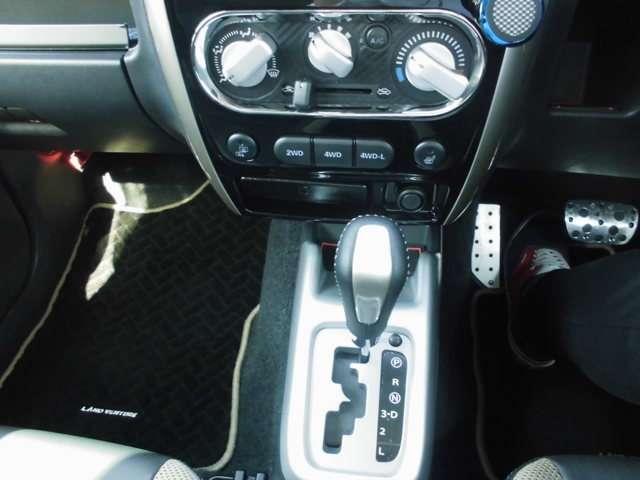 ランドベンチャー 4WD ナビ フルセグTV バックカメラ(14枚目)