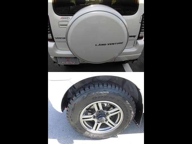 ランドベンチャー 4WD ナビ フルセグTV バックカメラ(20枚目)