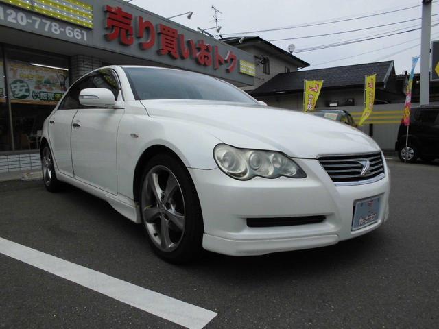 「トヨタ」「マークX」「セダン」「福岡県」の中古車24