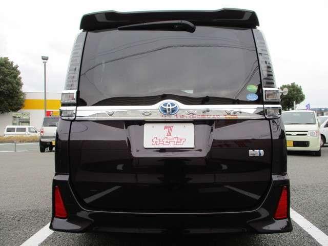 ハイブリッドZS 煌 シートヒーター フルセグTV 両側電動スライドドア シートヒーター アイドリングストップ(8枚目)