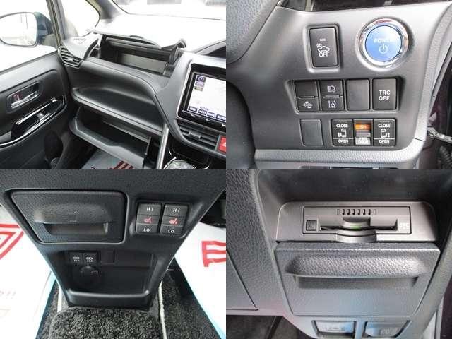 ハイブリッドZS 煌 シートヒーター フルセグTV 両側電動スライドドア シートヒーター アイドリングストップ(16枚目)