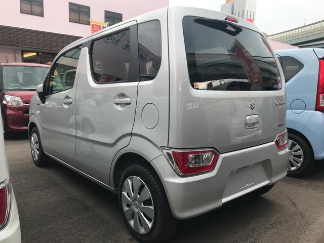 ハイブリッドFX シートヒーター 禁煙車 届出済未使用車(9枚目)