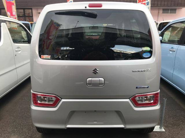 ハイブリッドFX シートヒーター 禁煙車 届出済未使用車(10枚目)