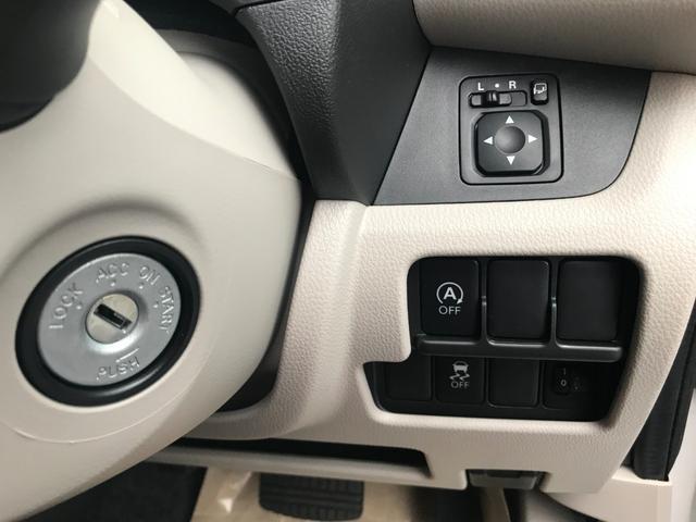 S オートミラー キーレス 両側スライドドア 届出済未使用車(14枚目)