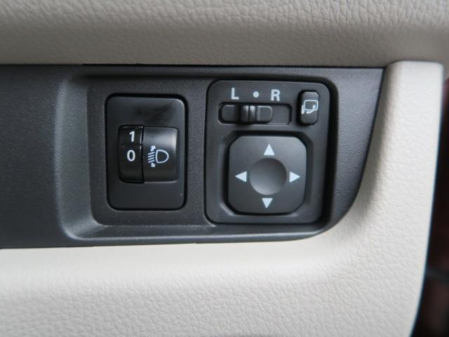 E シートヒーター オートミラー 禁煙車 届出済未使用車(16枚目)