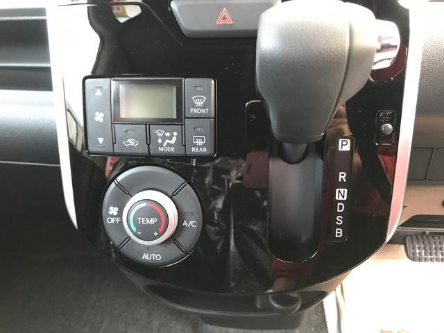 カスタムX 片側電動スライド シートヒーター 届出済未使用車(16枚目)