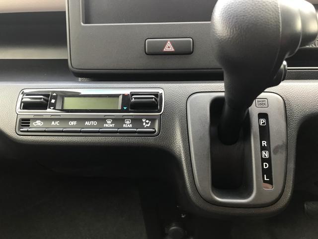 ハイブリッドFX シートヒーター付き 禁煙車 届出済未使用車(16枚目)